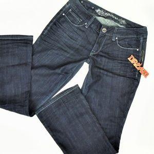 Express Eva Boot Cut Curvy Fit Jeans 4